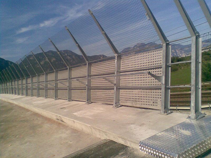 - Barriere antirumore per terrazzi ...